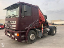 DAF 95 ATI 430 tractor unit used