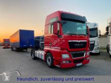 Tracteur convoi exceptionnel MAN * TGX 18.440 * EURO 5 * RETARDER * 2 X ALU TANK