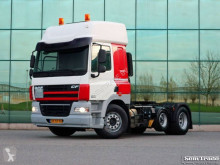 Ťahač DAF FTP CF85.410 FULL ADR COMPRESSOR HOLLAND TRUCK TOP CONDIT