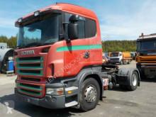 Tracteur Scania R470-EURO4-ANALOGER TACHO-ORG KM occasion