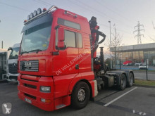 MAN TGA 33.530 tractor unit used exceptional transport
