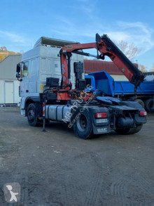 DAF XF105 460 tractor unit used