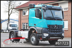 Mercedes Arocs 1845 AS 4x4 Blatt/Blatt Allrad Hydraulik, tractor unit used
