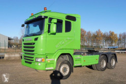 Scania exceptional transport tractor unit G 450