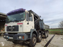 Tracteur MAN FE 414 occasion