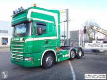 Tratores Scania R124 400