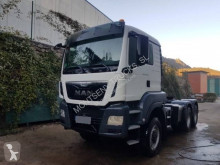 MAN TGS 33.480 tractor unit used
