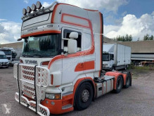 Scania R 730 Tacto unit 6x4 730cv tractor unit used