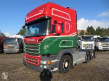Тягач Scania R480 6x2 Hydraulik Euro 5 б/у