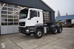 Тягач MAN TGS 33.400 BBS-WW 6×4 TRACTOR HEAD MAN RHD– NEW 2020 / EURO 2 – новый