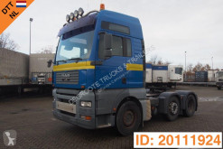 MAN TGA 26.310 tractor unit used