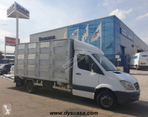 Camion Mercedes Sprinter fourgon paroi rigide repliable occasion
