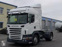 Tratores Scania G 400*Euro 5*Retarder*Klima*Kühlbox*