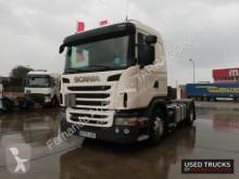 Çekici tehlikeli maddeler / ADR Scania G