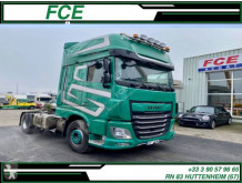 Tracteur DAF XF 106 accidenté