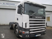 Tracteur Scania L 114L380 occasion