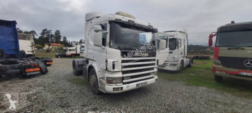 Scania G 124G400 tractor unit used