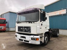 MAN 19.402FLT COMMANDER (EURO 2 / ZF16 MANUAL GEARBOX) tractor unit used