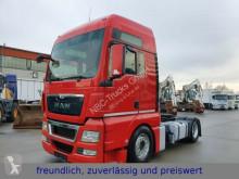 Tracteur MAN * TGX 18.440 * EURO 5 * RETARDER * 2 X ALU TANK convoi exceptionnel occasion