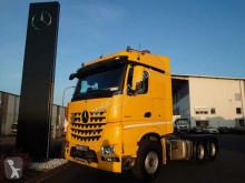 Mercedes Sattelzugmaschine Schwertransport Arocs 2663 LS 6x4 Turbo-Retarder Kipphydraulik