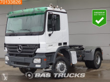 Trekker Mercedes 2041 4x4 Hydraulik 3-padels Big-Axle tweedehands