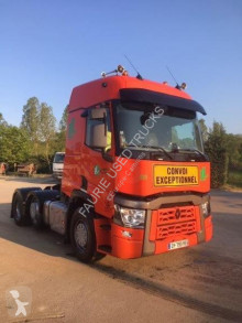 Tracteur Renault Gamme T 520 P6X2 E6 occasion