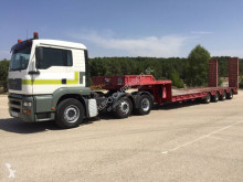 MAN TG 460 A tractor unit used