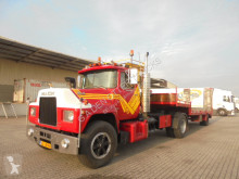 Ensemble routier DAF R 685 T + DAFTRAILER porte engins occasion