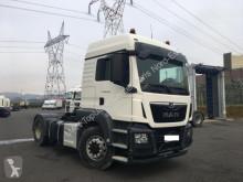 MAN tractor unit TGS 18.460 4X4H BLS
