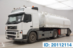 Volvo FM tractor-trailer used tanker