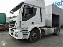 Cabeza tractora Iveco Stralis AT440S46T/P Euro6 Intarder Klima ZV usada