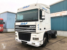 Cabeza tractora DAF 95-430XF SPACECAB (EURO 3 / ZF16 MANUAL GEARBOX / AIRCONDITIONING) usada