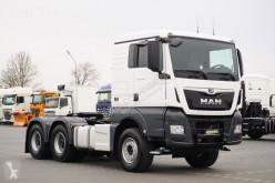 Tracteur MAN TGX / 26.500 / 6 X 4 / E 6 / HYDRAULIKA / RETARDER occasion