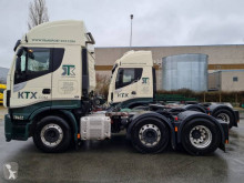 Iveco Stralis HI-WAY tractor unit used exceptional transport