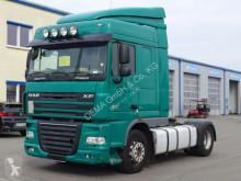 Tracteur DAF XF 105.460*Euro 5*Klima*Kühlbox*Stand-Klima* occasion