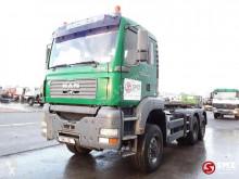Cabeza tractora MAN TGA 33.390