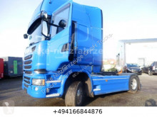 Cabeza tractora Scania R 520 LA 4x2 MNB Voll Luftge. 2 Kreishydraulik usada