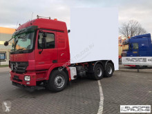 Camion multibenne Mercedes Actros