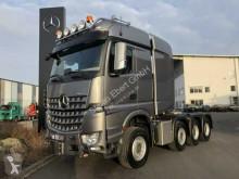 Cabeza tractora convoy excepcional Mercedes Arocs 4163 LS 8x4 SLT 250to TRK Push-Pull Carbon