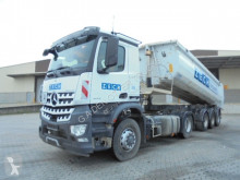 Ensemble routier benne Mercedes Arocs