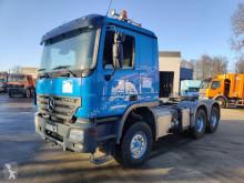 Mercedes tractor unit 3355 S voith / Steel Susp-Blatt/Blatt
