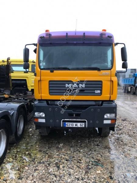 Voir les photos Tracteur MAN TGS 19.400
