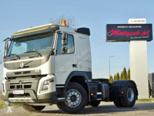 Ciągnik siodłowy Volvo FMX 450/EURO 6/KIPPER HYDRAULIC SYSTEM/ NEW TIRE używany