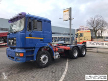 Tracteur MAN 26.414 occasion