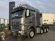 Mercedes nyergesvontató Arocs 4163 LS 8x4 SLT 250to TRK Push-Pull Carbon