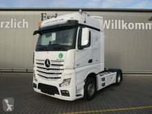 Cabeza tractora Mercedes Actros 1845 LS MP4, Big Space, Retarder, 2 Tanks