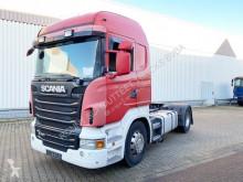 Nyergesvontató Scania R 440 LA 4x2 440 LA 4x2 Standheizung/Klima használt