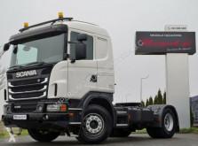 Ciągnik siodłowy Scania G 400/RETARDER/KIPPER HYDRAULIC/EURO 5 PDE/ADBLU
