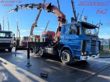 Teherautó Scania használt plató