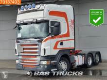 Cap tractor Scania R 480 transport periculos / Adr second-hand